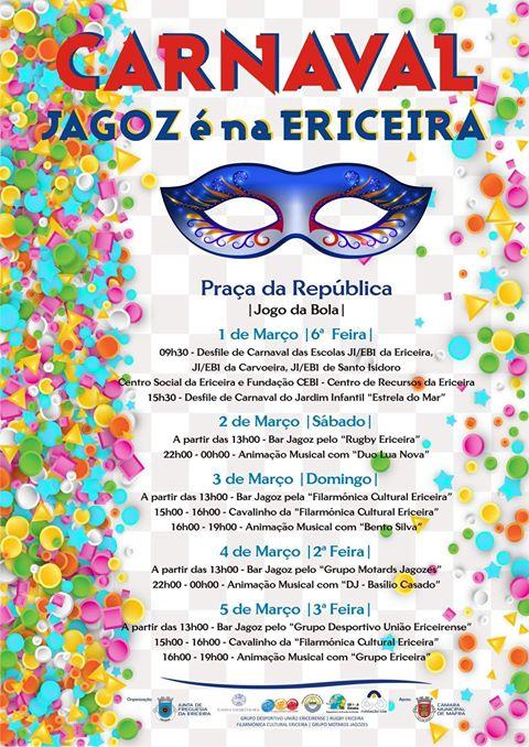 Carnaval Jagoz 2019 - ph. DR