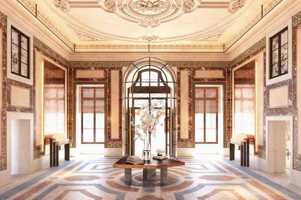 Condes da Ericeira dão nome a restaurante em hotel de luxo