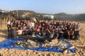 Ocean Hope arranca o ano com limpeza da Foz do Lizandro