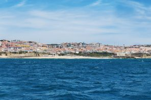 As nossas praias vistas do mar