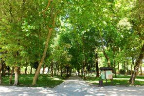 Jardim do Cerco recebe música barroca e festival de folclore