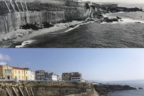 Ericeira – before & after