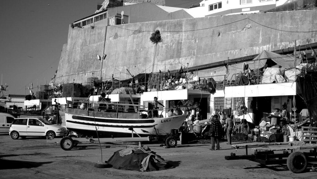 Barco Porto de Pesca - ph. Alice Vieira
