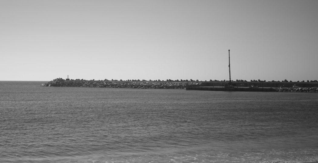 Molhe Porto de Pesca - ph. Alice Vieira
