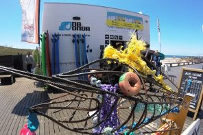 Escola de Surf Na Onda ganhou prémio de Boas Práticas Ambientais
