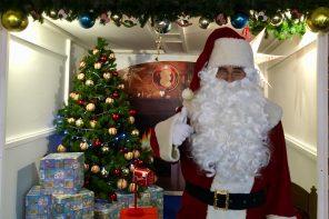 Entrevistámos o Pai Natal!!