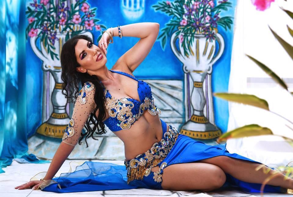 Criadores da Vila Azul: Safiyah