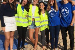Ocean Hope celebra um ano de limpezas de praia