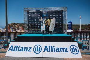 Allianz Ericeira Pro foi conquistado por Afonso Antunes e Carolina Mendes