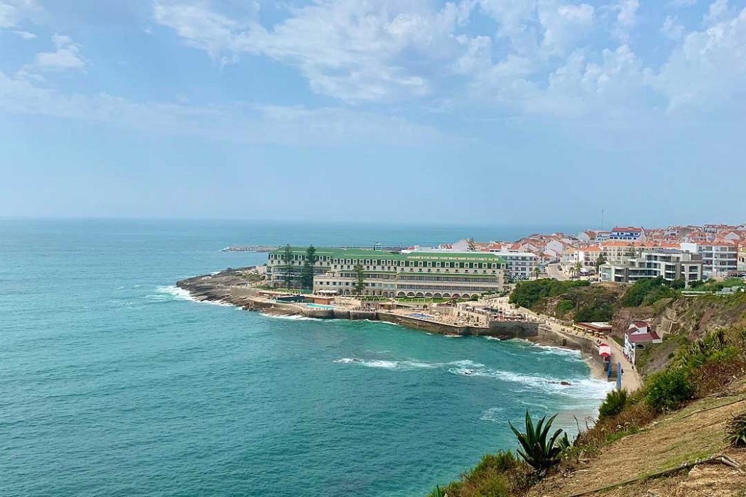 Ericeira destacada por jornalista brasileiro