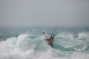 Francisca Veselko conquista título nacional de surf esperanças