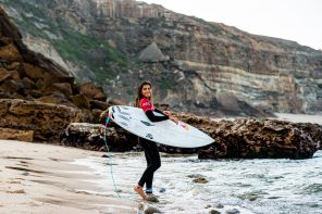 Meo Portugal Cup of Surfing: Teresa Bonvalot segue para os quartos