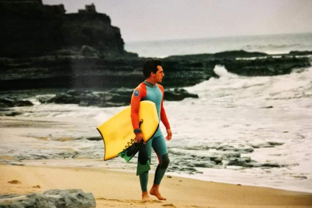 Memórias do Bodyboard Jagoz: Miguel Barata de Almeida