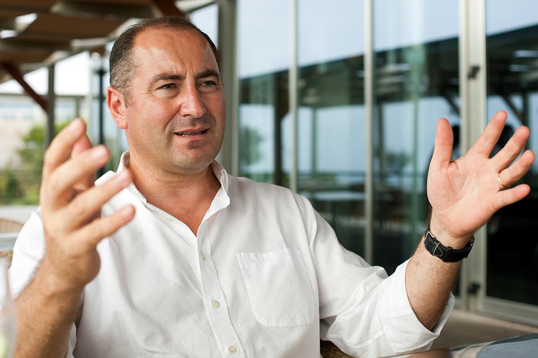 Hélder Santos Silva. - ph. José Guerra