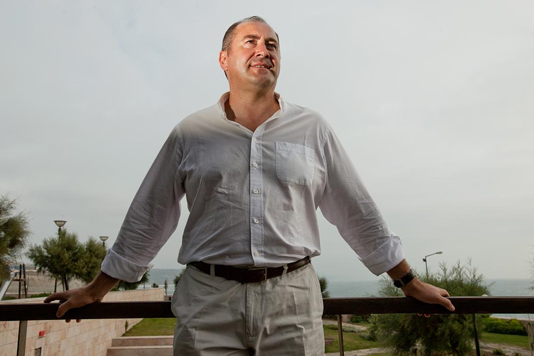 Hélder Sousa Silva. - ph. José Guerra