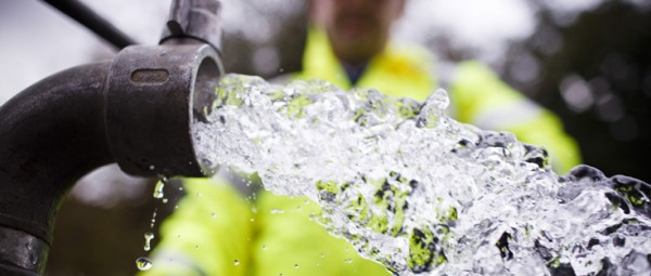 Qualidade da água. - ph. DR