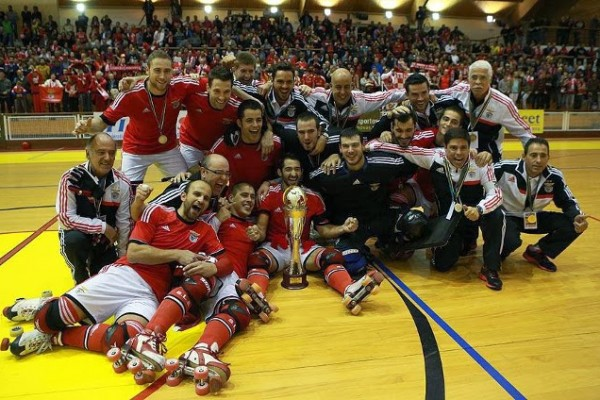 Benfica Taça Intercontinental. - ph. DR