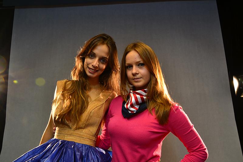 Beatriz Almeida e Angela Melnic - ph. Azul