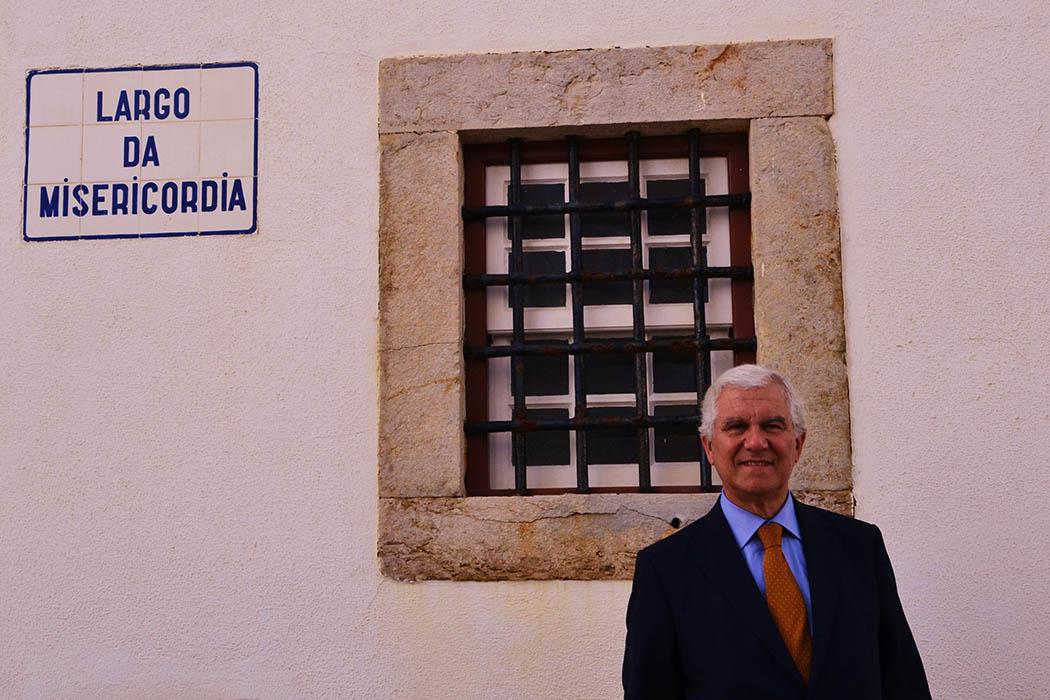 Vítor Ágoas. - ph. AZUL