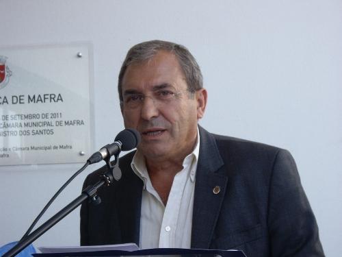Ministro dos Santos - ph. RCM