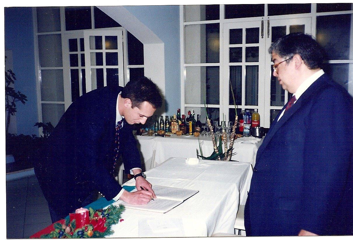 Miguel Barata de Almeida. - ph. DR