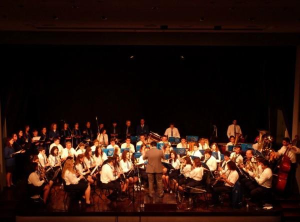 Sociedade Filarmónica da Ericeira. - ph. Nuno Vicente