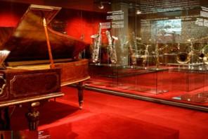 Até ir para Mafra o Museu da Música permanece aberto em Lisboa