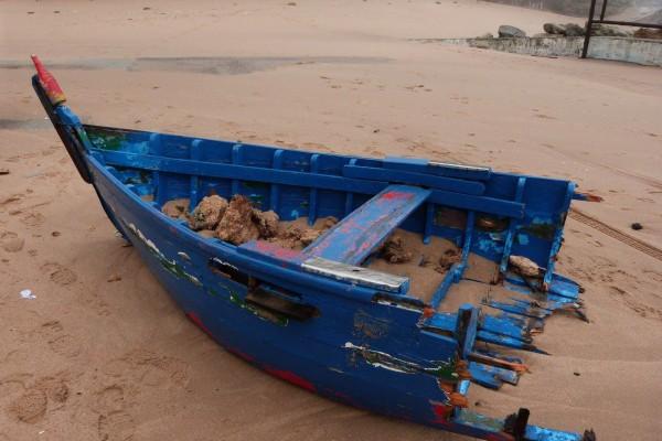 Tempestade Hércules Pescadores. - ph. Nuno Vicente