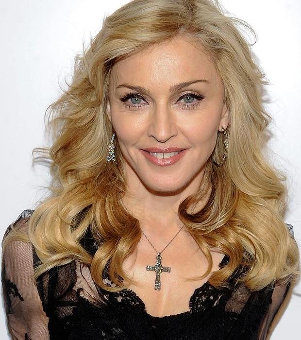 Madonna. - ph. DR