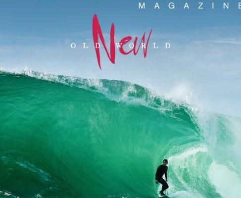 Surfing Magazine - ph. Corey Wilson