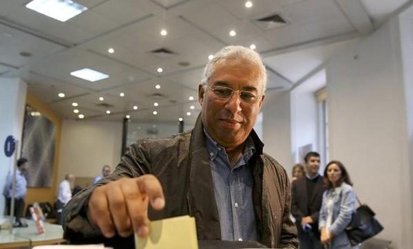 António Costa. - ph. EFE