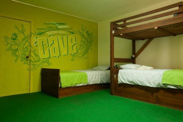 Quarto Cave Ericeira Hostel. - ph. DR
