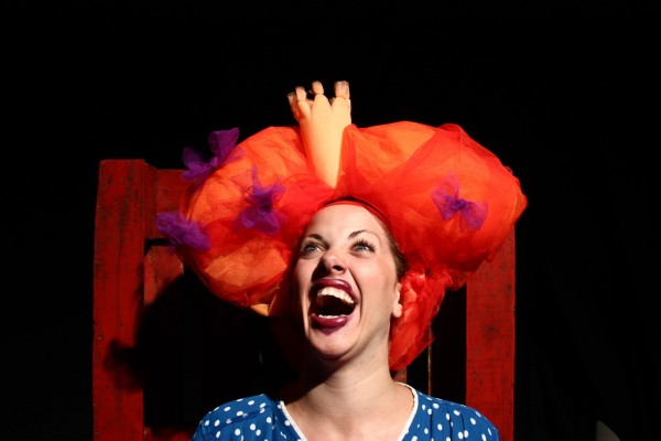 "Teatro ""A Rainha dos Trapos"" - ph. Francisco Steinwall"