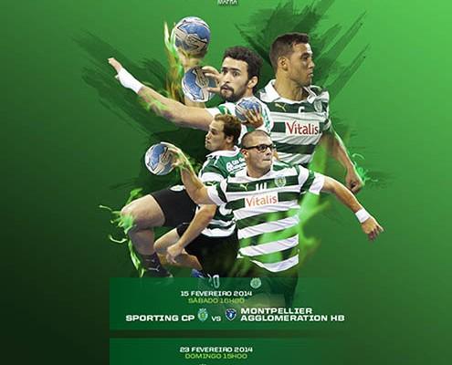 Taça EHF 2014. - ph. DR