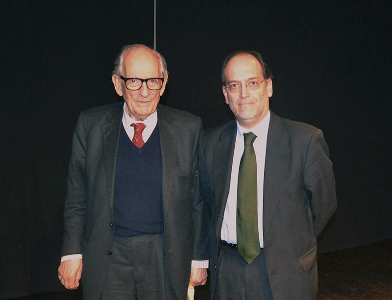 Adriano Moreira e Pedro Quartin Graça - ph. AZUL
