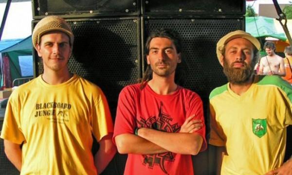 Blackboard Jungle Soundsystem. - ph. DR