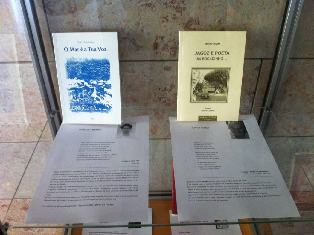 Exposição A Ericeira na Literatura e no Jornalismo