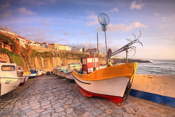Ericeira. - ph. Francisco Antunes