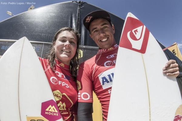 Carina Duarte e Vasco Ribeiro - ph. Pedro Lopes / Moche