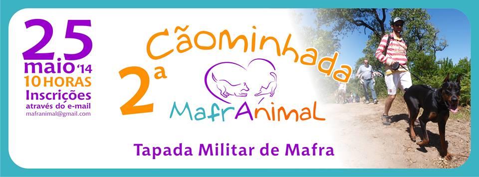 Caominhada Mafranimal. - ph. DR