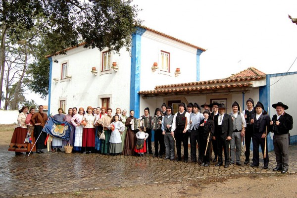 Rancho Folclórico Cantarinhas de Barro. - ph. DR