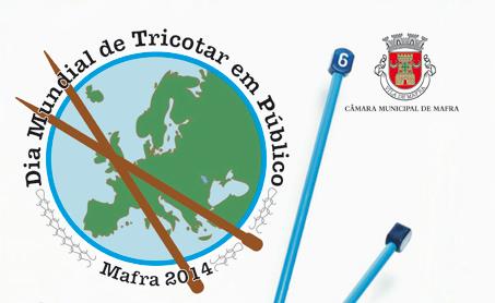 Dia Mundial do Tricotar em Público 2014. - ph. DR