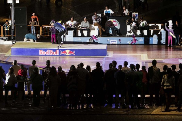 Red Bull Skate Arcade. - ph. Hugo Silva/Red Bull Content Pool