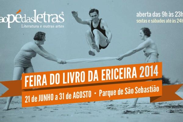 Feira do Livro Ericeira 2014. - ph. DR