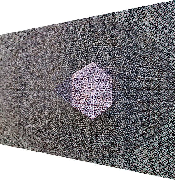 Symmetry's Portal. - ph. Margarida Sardinha