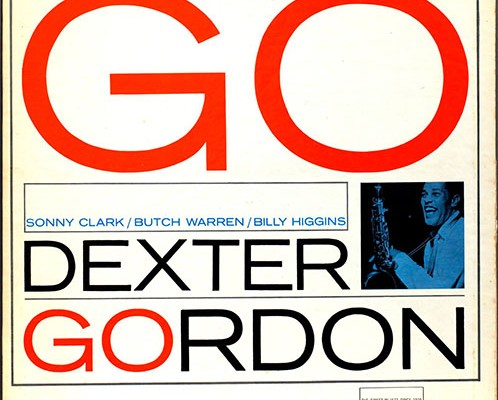 Dexter Gordon. - ph. DR