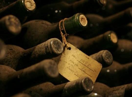 Feira de Vinhos Antigos Vira Copos. - ph. DR