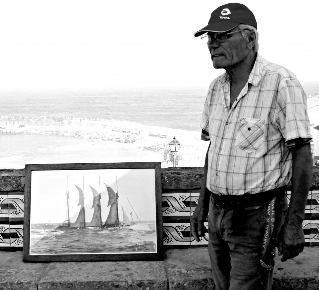 Depois de três anos no bacalhau, seguiram -se  mais três em Cabo Branco, Mauritânia, No Creoula esteve dois anos como moço, outro como pescador. Segue-se um ano de Ilha de São Vicente.  «Depois de 12 ou treze anos vi que não me safava, não passava da renda da casa. Fui-me embora para a Holanda. E ali comecei a resolver a minha vida. Estive lá dois anos, foi o suficiente. Chegando cá comprei um barquinho e depois vendi-o para comparar um barco bom. O princípio da nossa vida custa sempre mais um bocadinho, não é? É a toda a gente…».