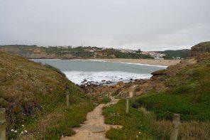 Uma caminhada na Costa Norte da Ericeira