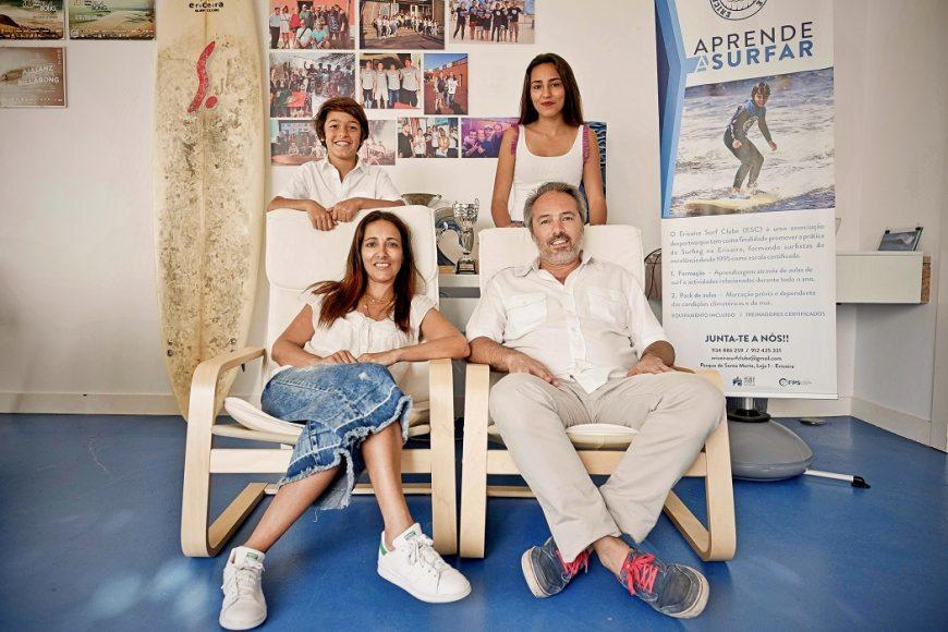 Família Barata de Almeida - Ph. Cátia Alpedrinha Caetano / Retratos em Família